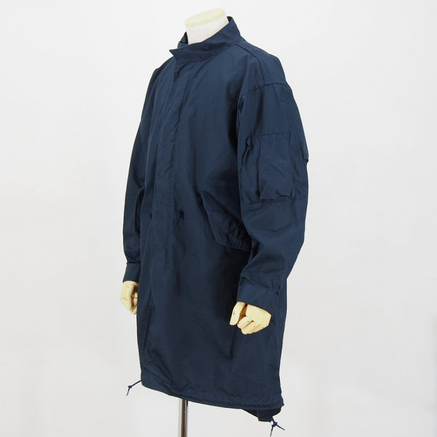 CORONAM51 Mody ParkaAMT High Density GabardineMidnight Navy