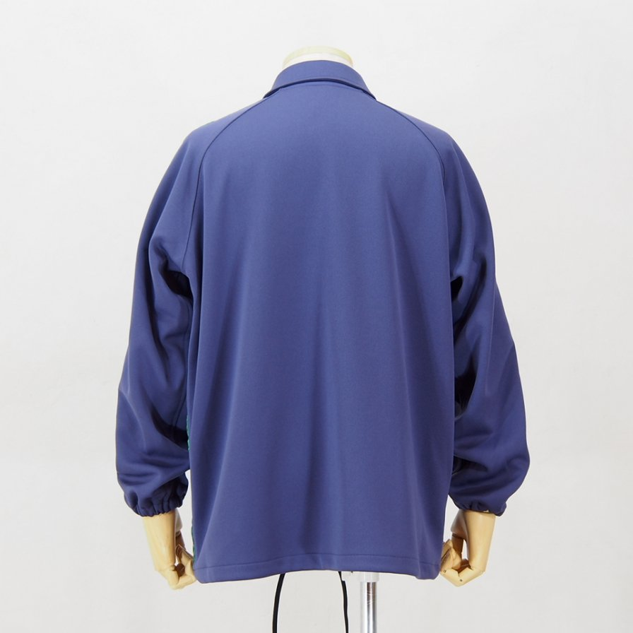 Needles - Side Line Coach Jacket - Poly Smooth - Lavender