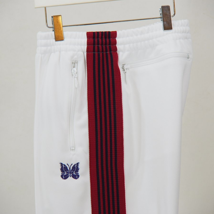 NeedlesTrack PantPoly SmoothWhite