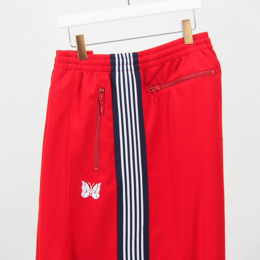 Needles WomenH.D. Track PantPoly SmoothRed