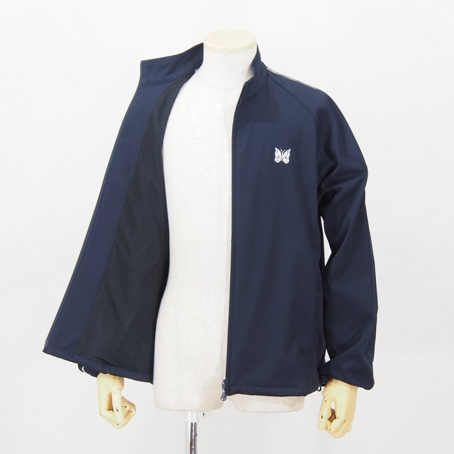 Needles - Run up Jacket - Poly Dry Twill - Navy