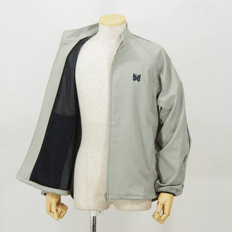 Needles - Run up Jacket - Poly Dry Twill - Grey