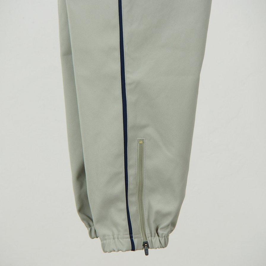 Needles - Side Line Seam Pocket Easy Pant - Poly Dry Twill - Grey