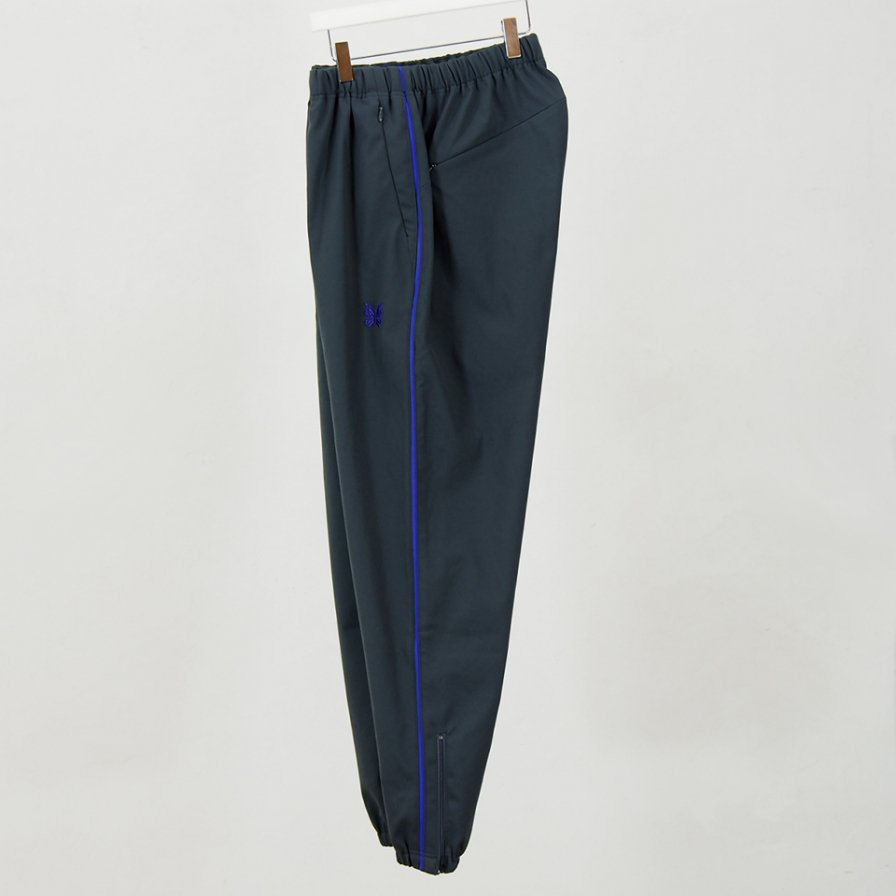Needles - Side Line Seam Pocket Easy Pant - Poly Dry Twill - Charcoal