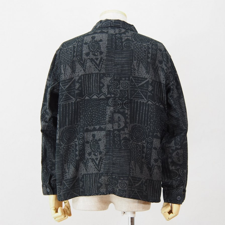 CORONA - Paterson's Jac Shirt - Cotton W Gaze Resort Pattern 19