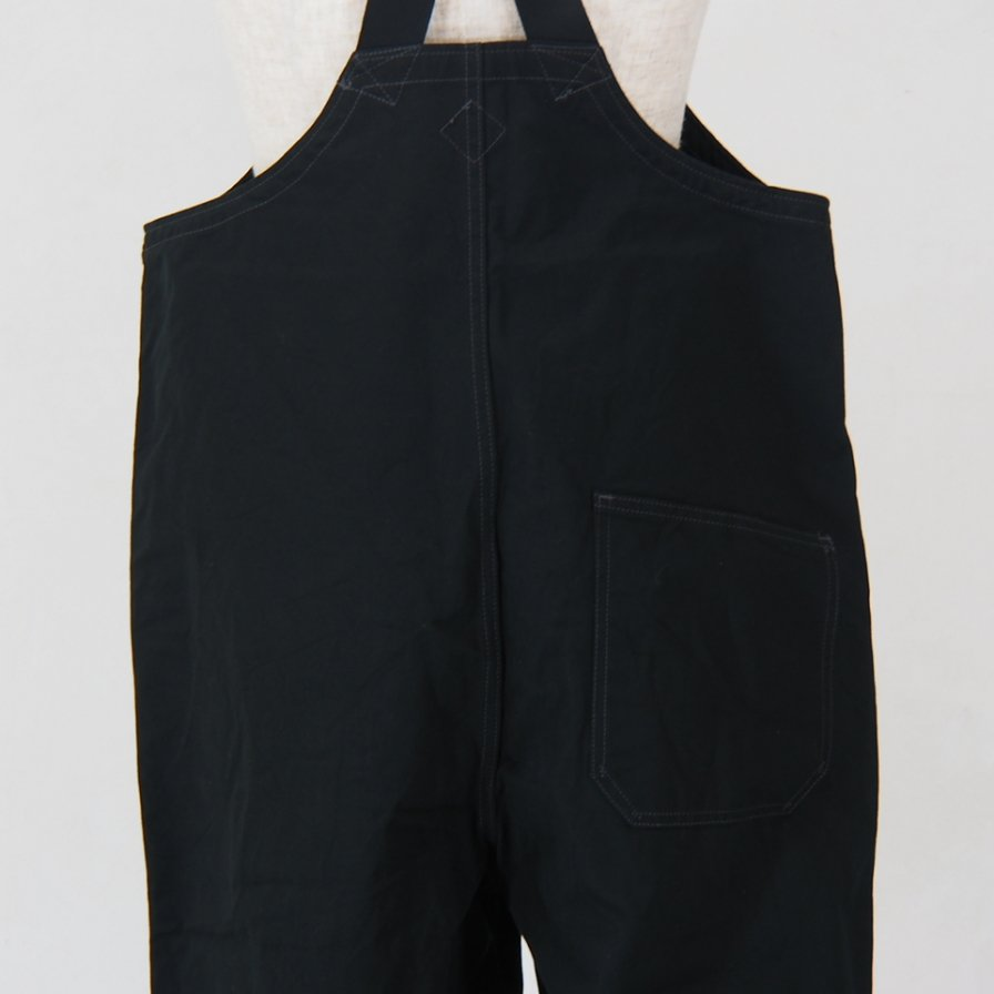 CORONA - Navy Overpant - Militaly Backsatin / Black