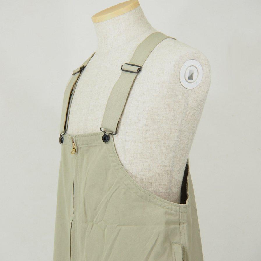 CORONA - Navy Overpant - Militaly Backsatin / Khaki