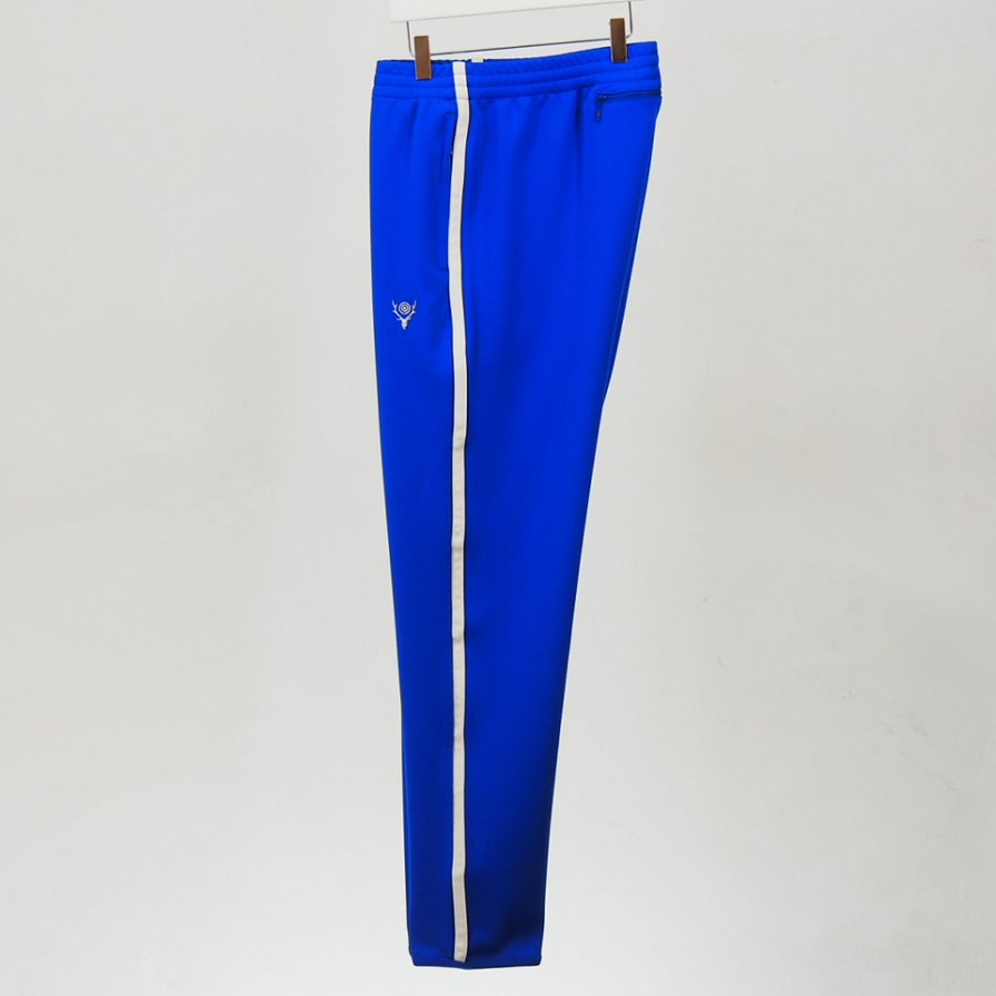 South2 West8 - Trainer Pant -  Poly Smooth - Royal