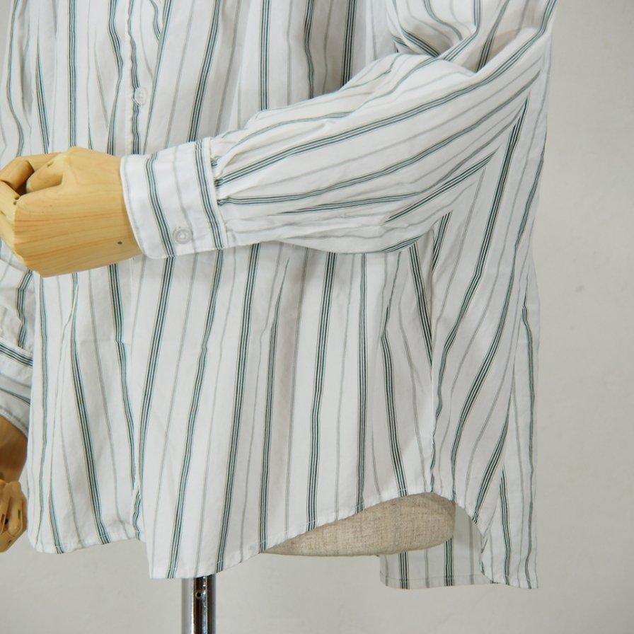 AiE - Painter Shirt - Regent St. - Grn / Wht