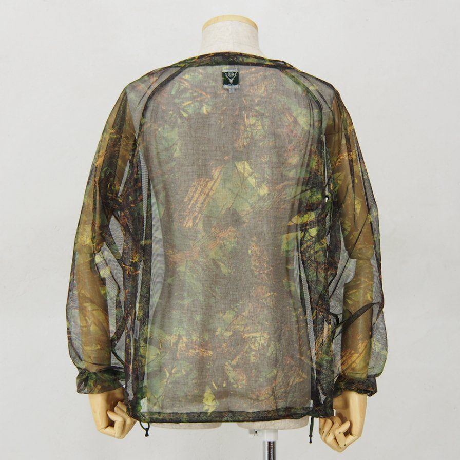 South2 West8 - Bush Shirt - Mesh Print -  S2W8 Camo