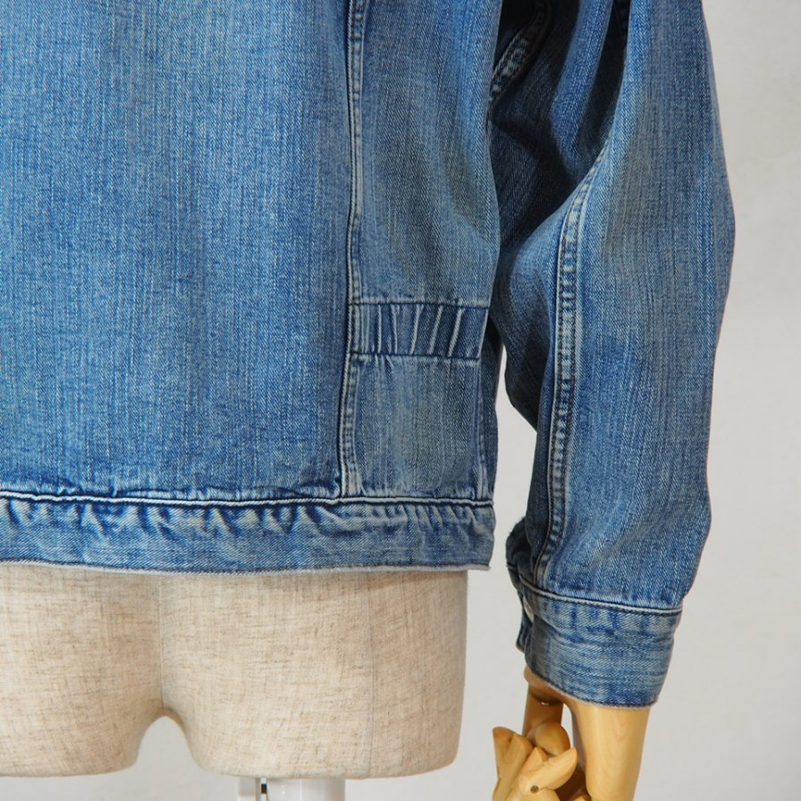 Needles × Wrangler - 11MJZ - 13oz Denim / Vintage Color