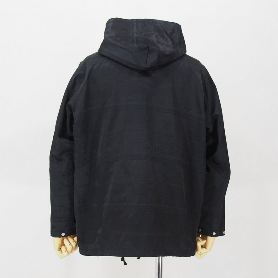 South2 West8 - Sport Hoody - C/N Jacquard - Native - Black