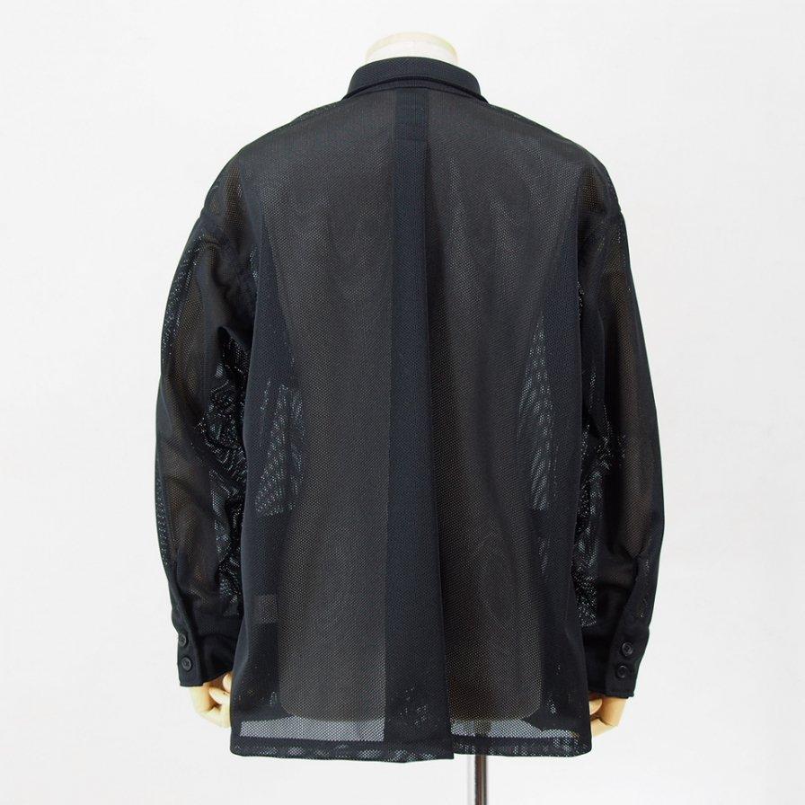 RANDT - Studio Jacket - Koolknit Mesh - Black