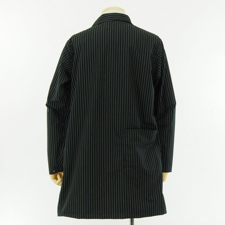 EG WORKADAY - Shop Coat - PC Gangster St. - Black