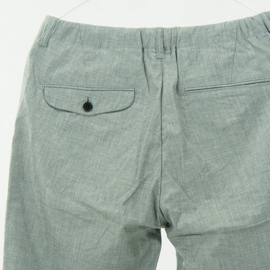 STILL BY HAND - P/L Easy Pant - Grey