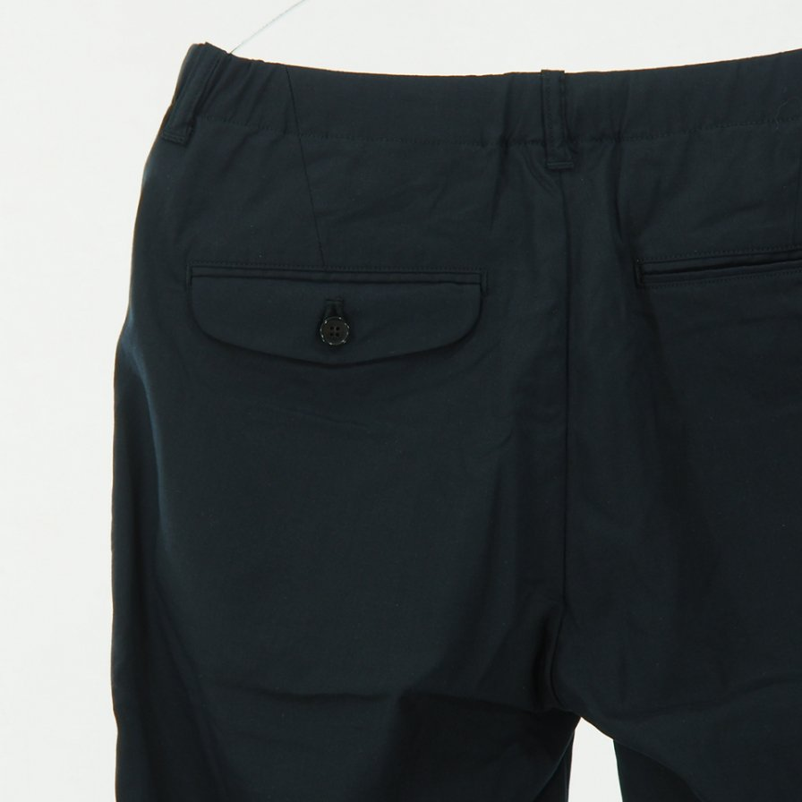 STILL BY HAND - P/L Easy Pant - Navy