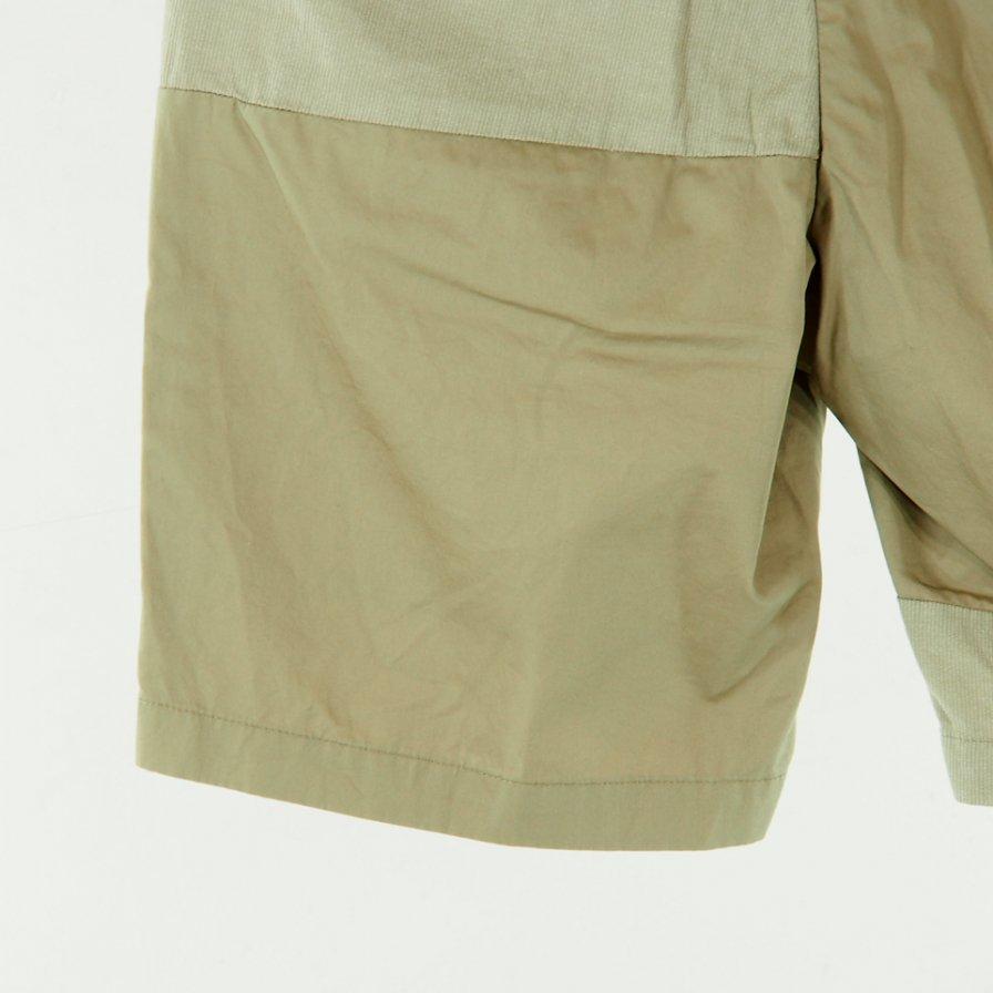 Engineered Garments - Ghurka Short - High Count Twill - Khaki