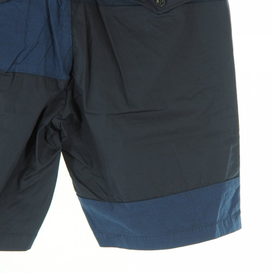 Engineered Garments - Ghurka Short - High Count Twill - Dk.Navy