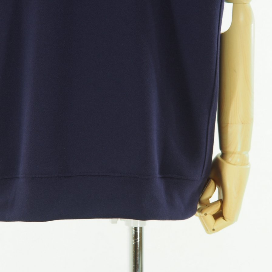 Needles - C/S Crew Sweat - Synthetic Jersey - Purple