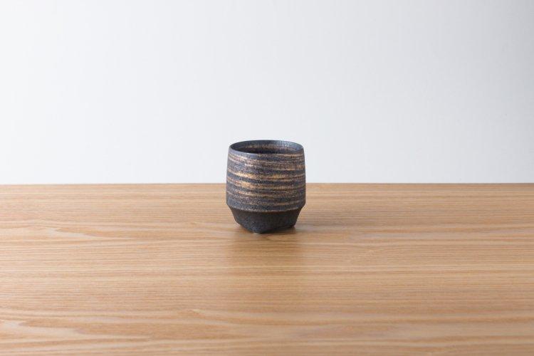 KIHARA - 香酒盃 - 晶金かすり - Sサイズ