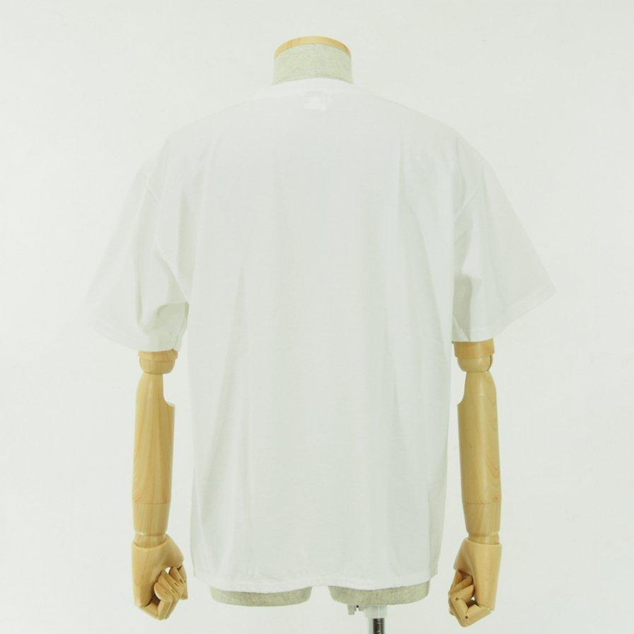 CORONA - Embroidery CORONA Tee - White