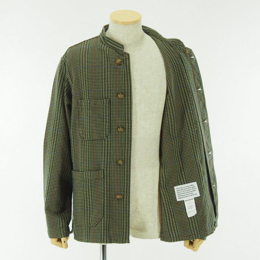 Engineered Garments - Dayton Shirt -  Gunclub Check Twill - Brown