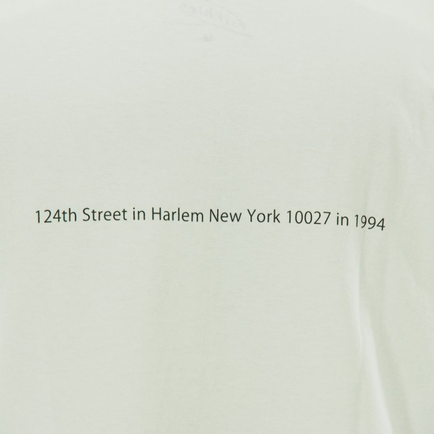 FilPhies - 124th Street in Harlem New York 10027 in 1994 - White