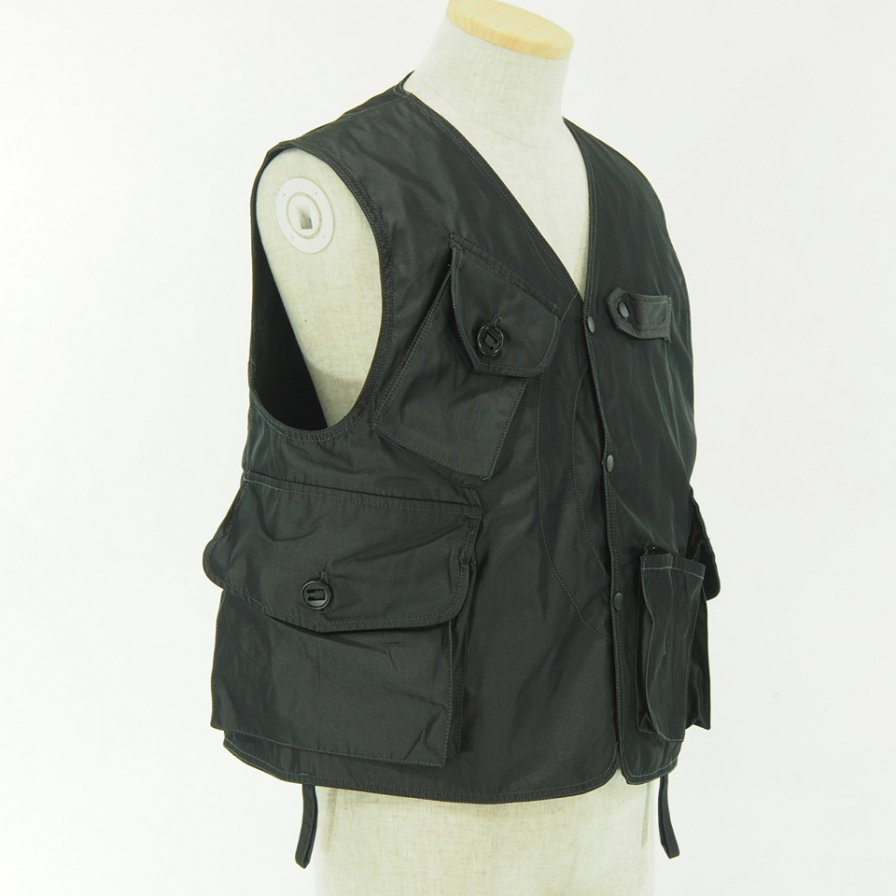 South2 West8 - Tenkara Vest - Poly Gabardine - Charcoal