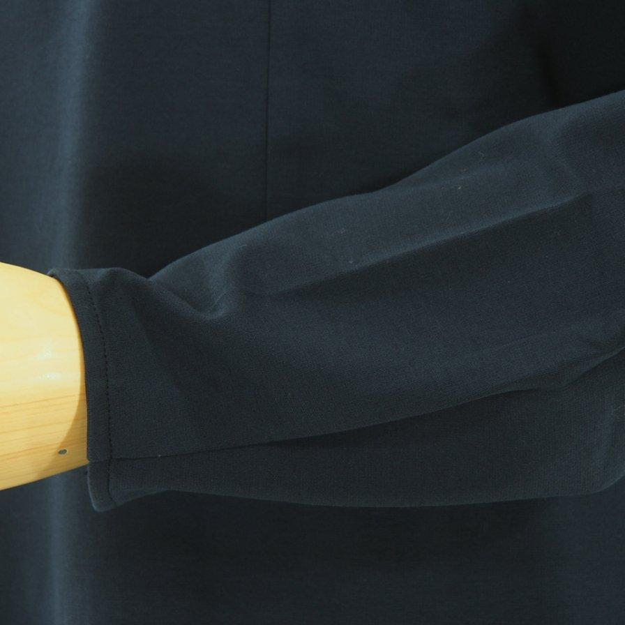 STILL BY HAND - Pocket L/S Tee - Navy