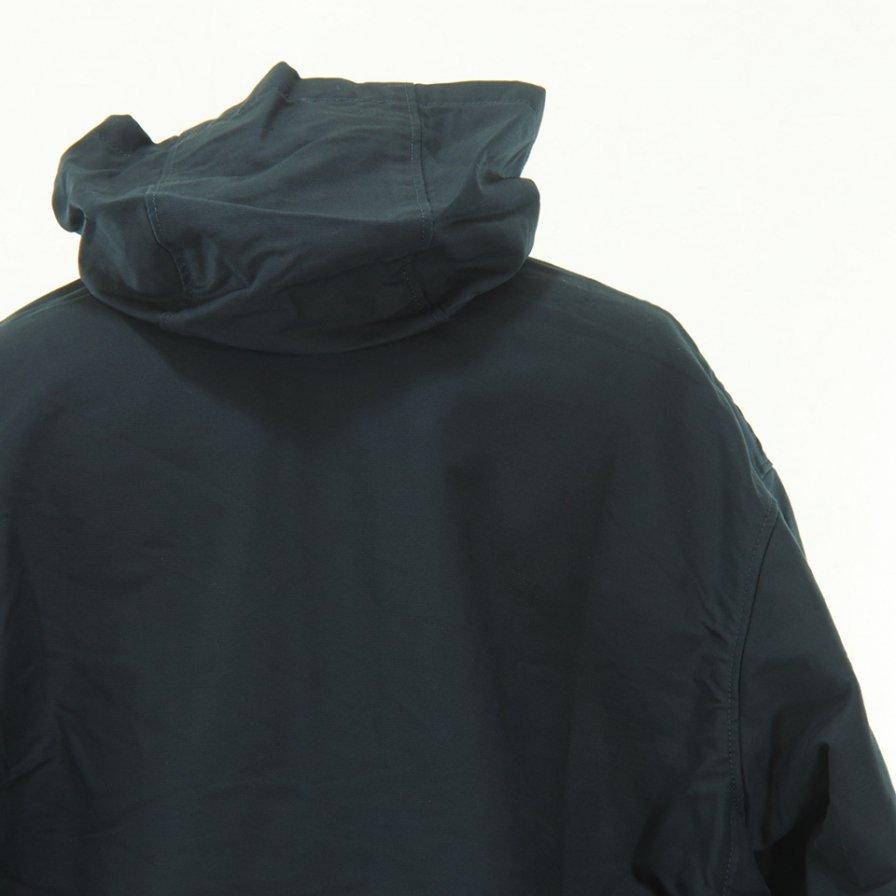 Engineered Garments - Madison Parka - Double Cloth - Navy