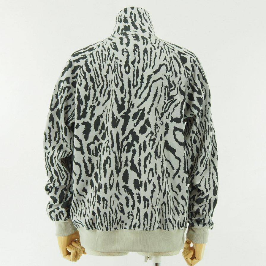 Needles - Track Jacket - Poly Jacquard - Leopard