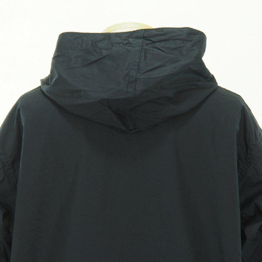 Engineered Garments - Cagoule Shirt -  Fineline Twill - Dk.Navy