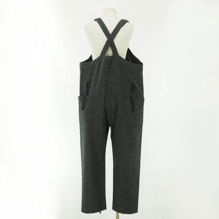 Engineered Garments - Overalls - Blend Homespun - Grey