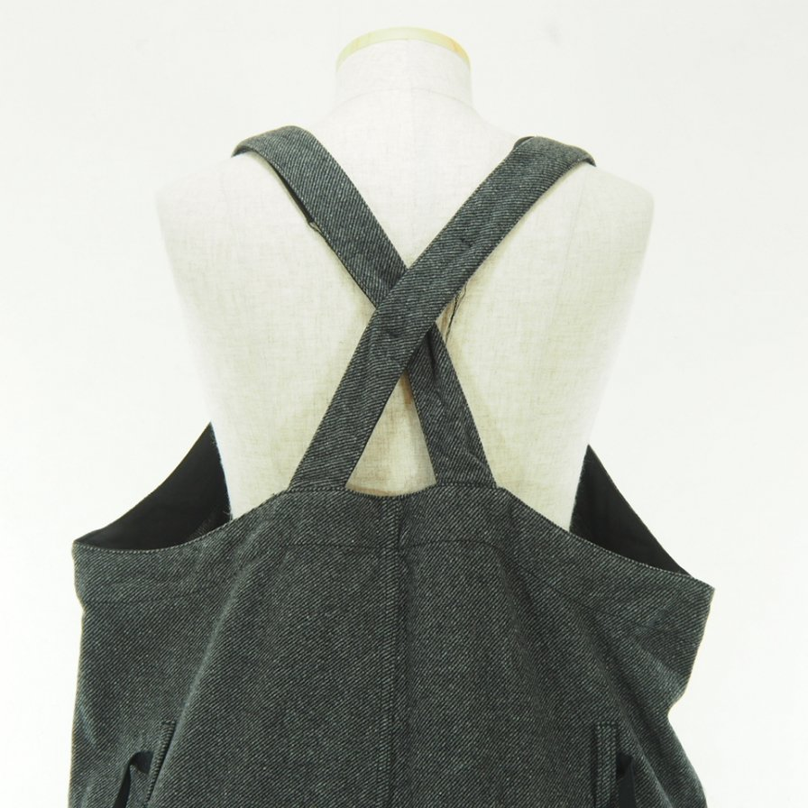 Engineered Garments - Overalls - Blend Diagonal - Grey