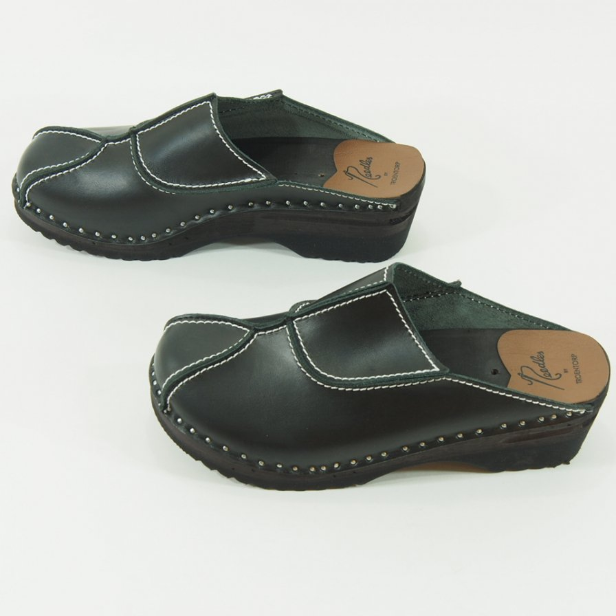 Needles×Troentorp - Swedish Clog - Smooth / Gasset  - Natural Stitch