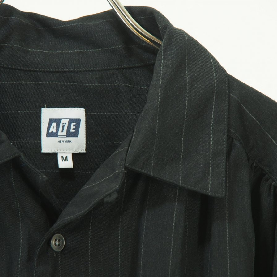 AiE - Painter Shirt - Chalk St. - Charcoal