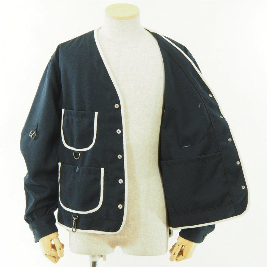 AiE - WRD Jacket - Dry Serge - DK.Navy