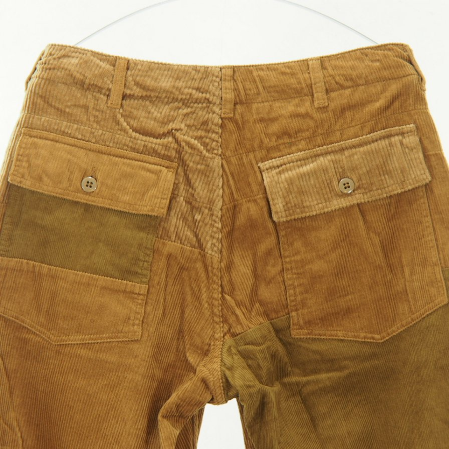 Engineered Garments - Fatigue Pants - 8W Corduroy - Chestnut