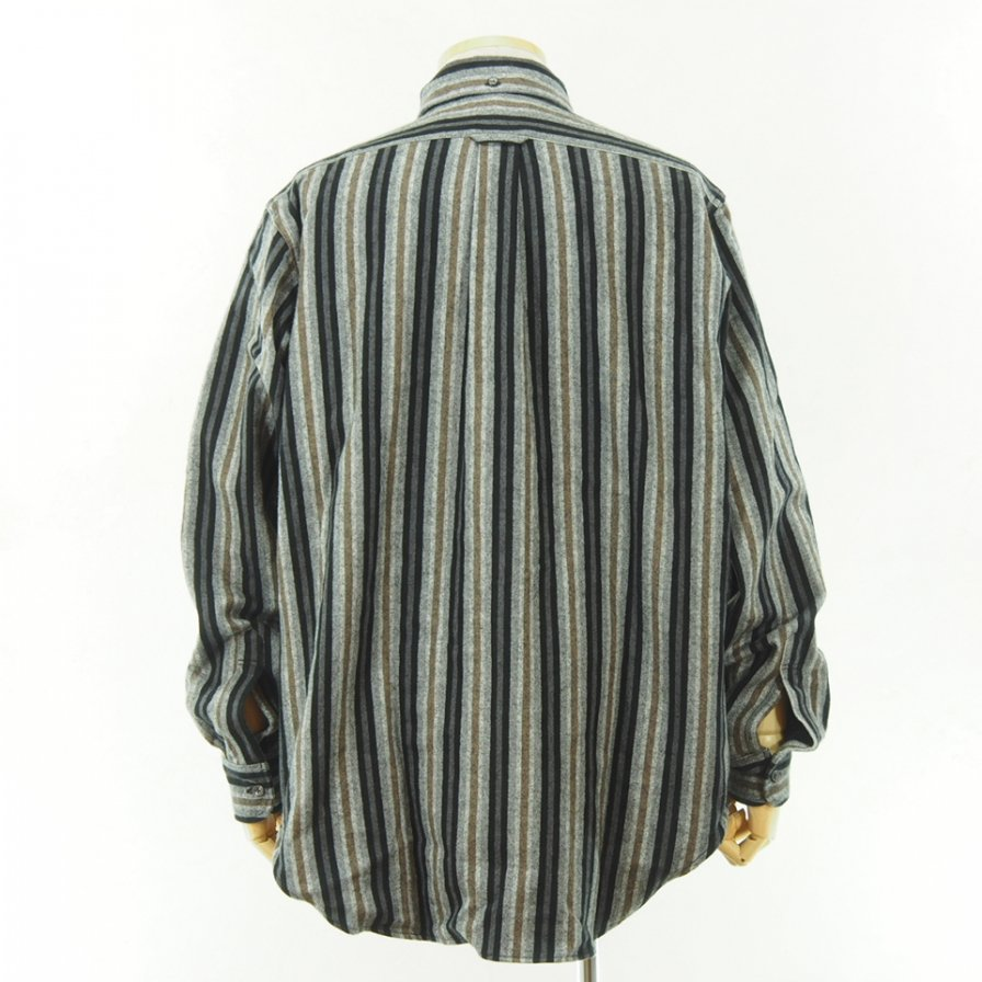 EG WORKADAY - BD Shirt - Regent ST. - Black/Grey