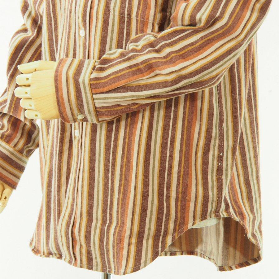 EG WORKADAY - BD Shirt - Regent ST. - Brown