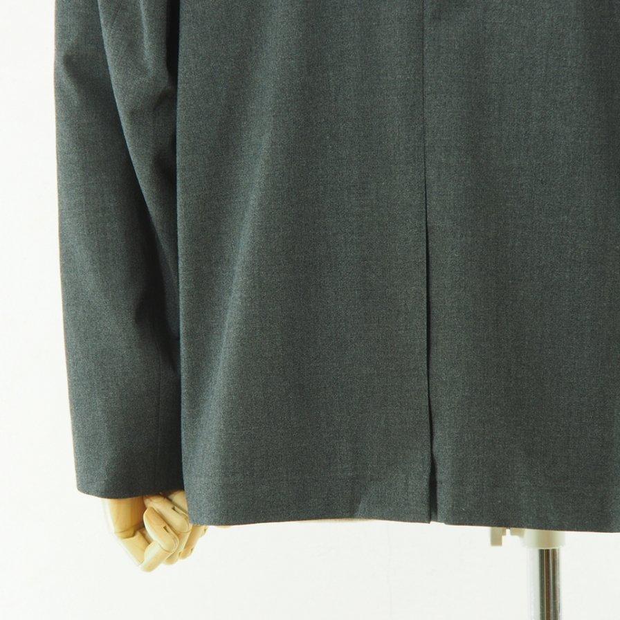 STILL BY HAND - Wool Jacket - Grey