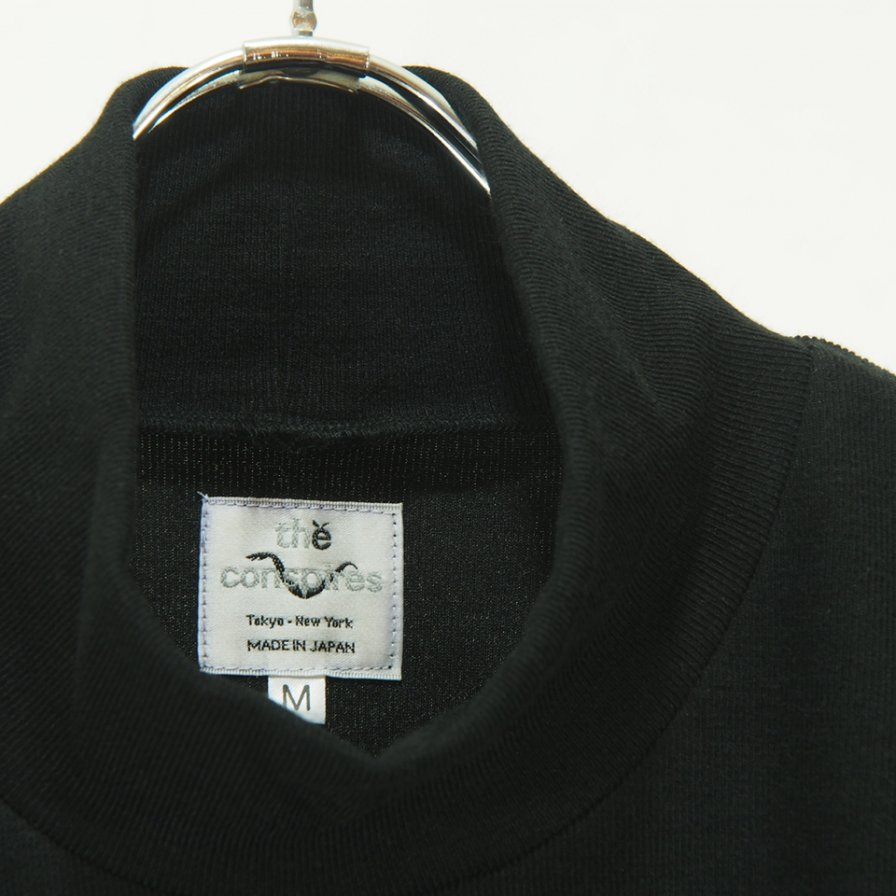 conspires - Pullover Mct - Black
