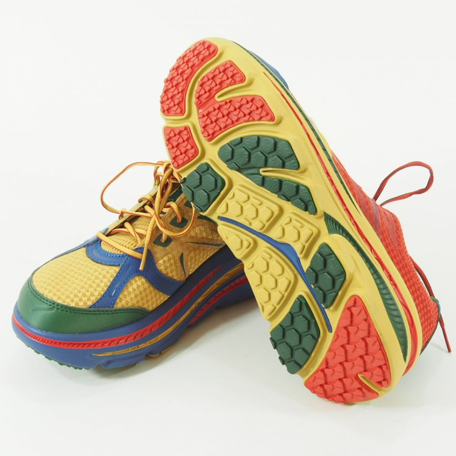Engineered Garments × HOKA ONE ONE - Bondi B EG - Multi