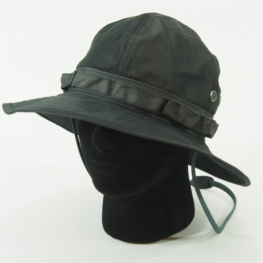 South2 West8 - Jungle Hat - Poly Gabadine - Charcoal