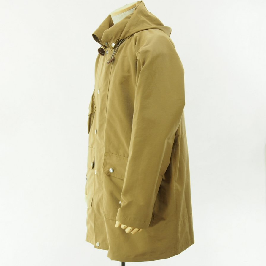 South2 West8 - Carmel Coat - 60/40 Cloth - Khaki