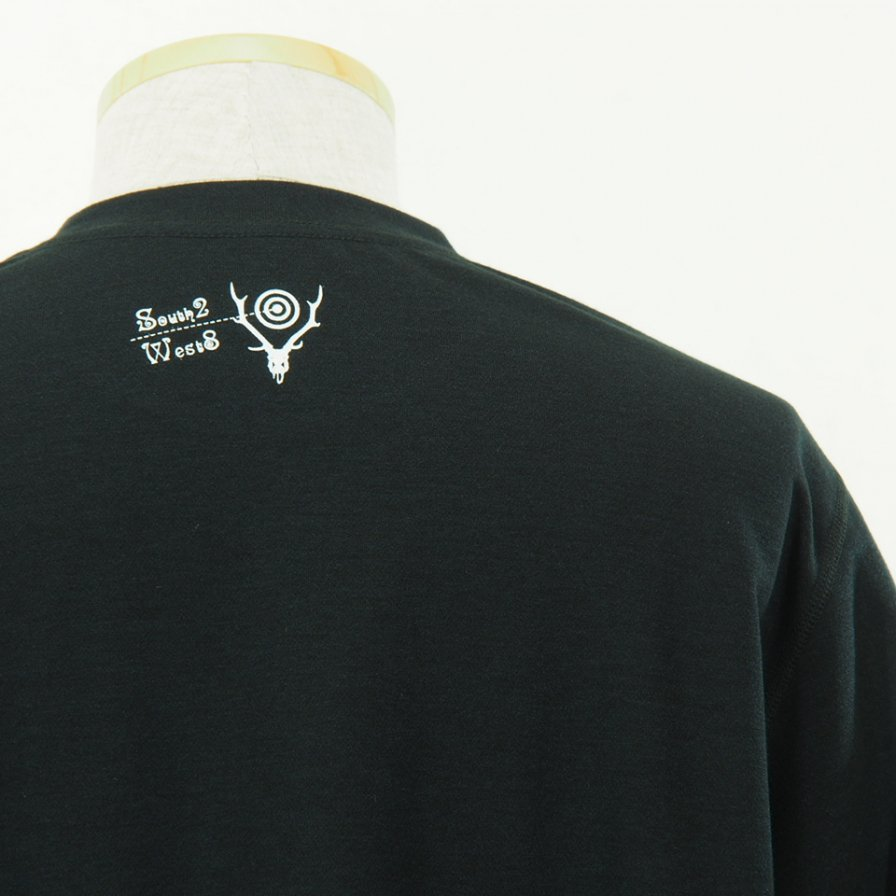 South2 West8 - L/S Crew Neck Tee - Poly/C Jersey - GOING GOING