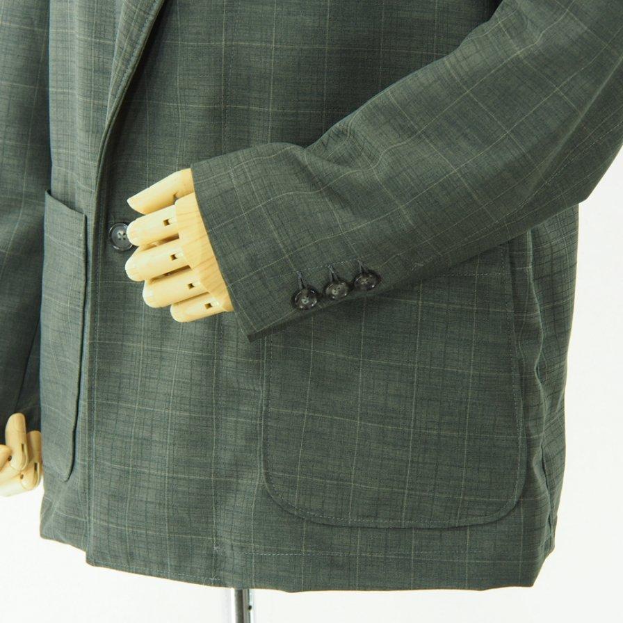 AiE - EZ Jacket - Windowpane - Grey