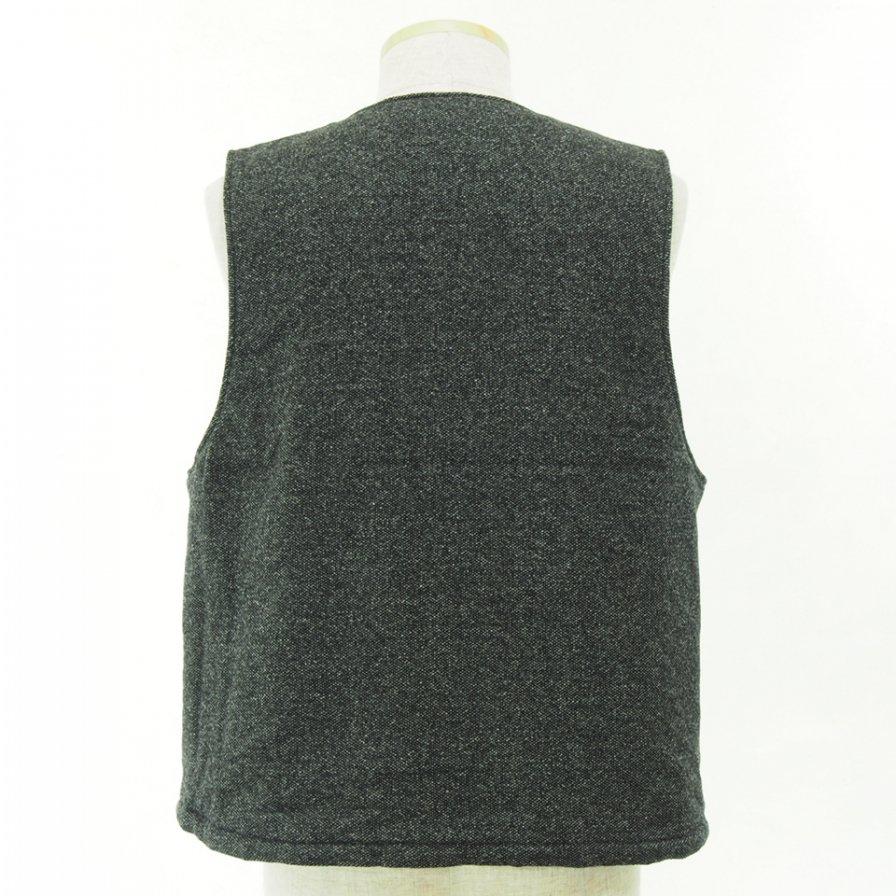 Engineered Garments - Cover Vest - Blend Homespun - Grey