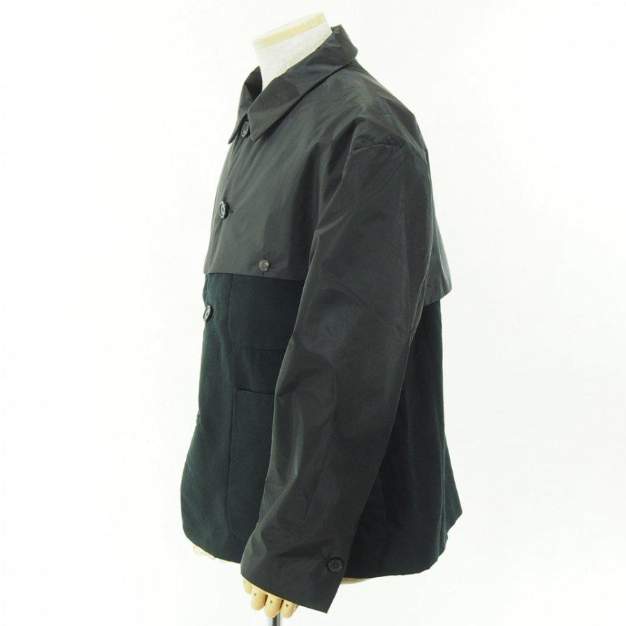 AiE - THT Jacket - Bedford Cord - Black