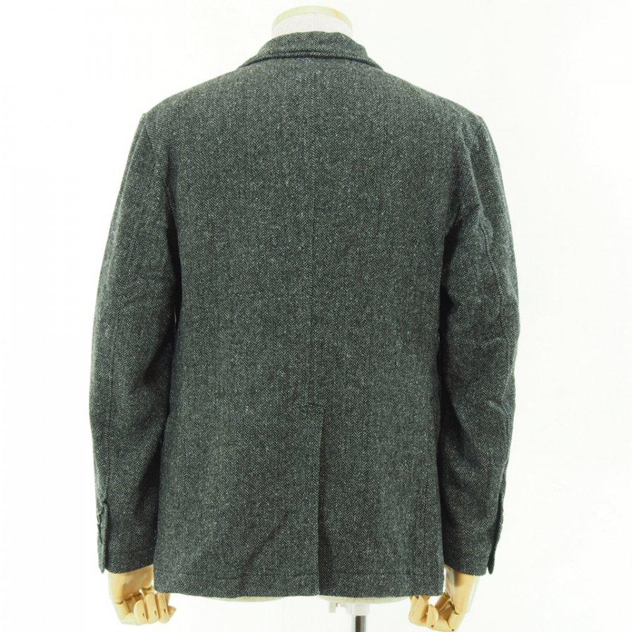 Engineered Garments - Andover Jacket -  Poly Wool HB - Grey